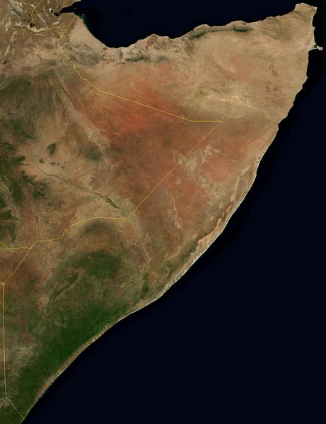 somalia geography Gallery