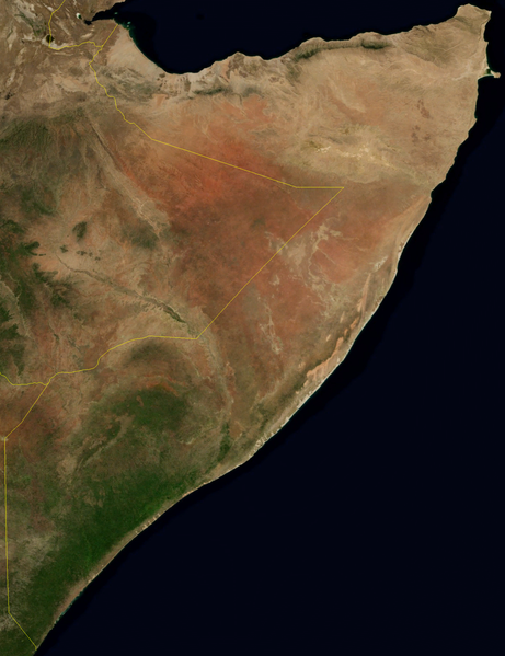 somalia geography Gallery