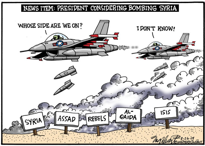 The Syrian Civil War FAQ (Or: What the hell is going on in ...