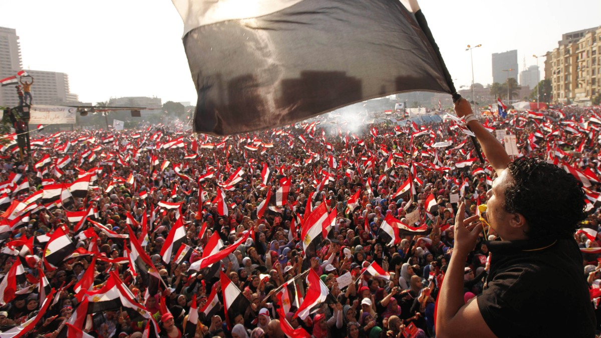 The Arab Spring in Review