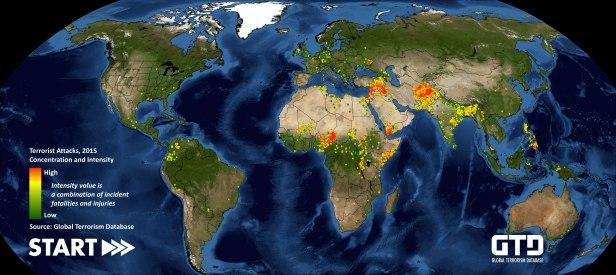 start_globalterrorismdatabase_2015terroristattacksconcentrationintensitymap