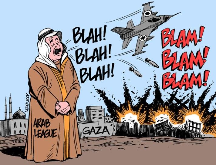 the-arab-league-blah-blah-cartoon