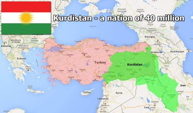 Turkey Goes Into Syria Or Understanding How To Influence People - Map of syria and turkey