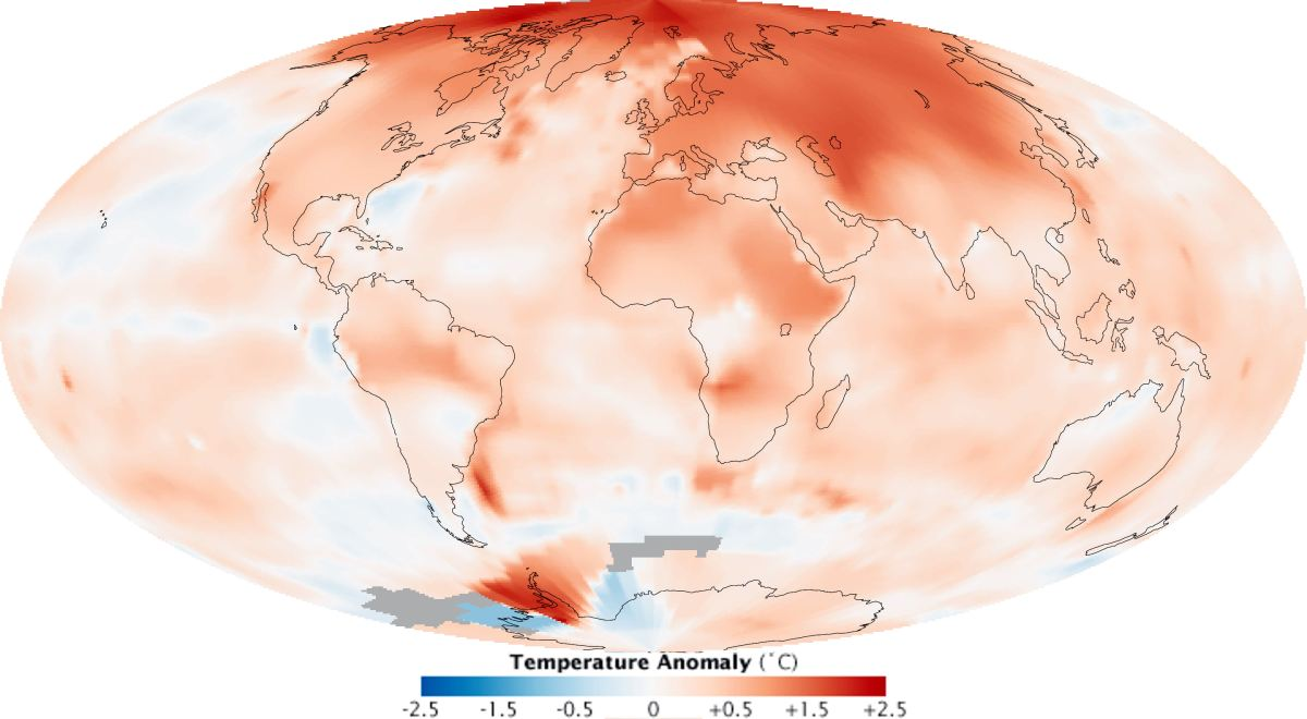 How Climate Change Will Be the Biggest Geopolitical Crisis of the 21st Century